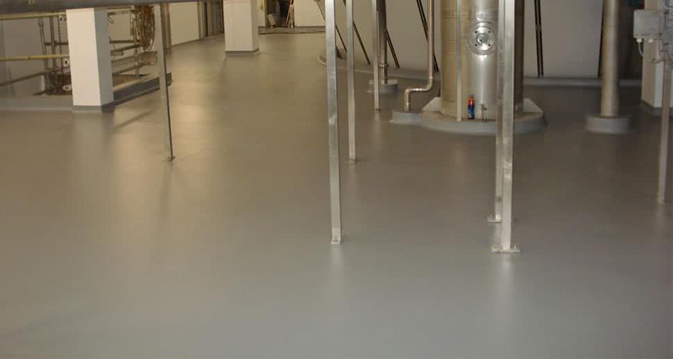 Easy Care PMMA Flooring