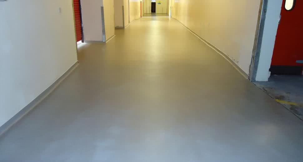 Safe Resin Flooring