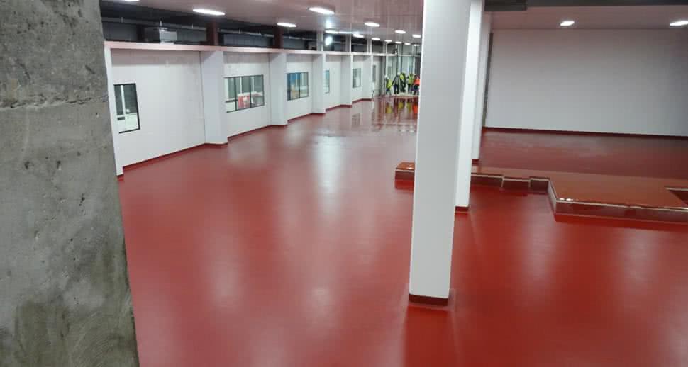 Stupendous Dairy Manufacturer Pmma Flooring Solutions Floortech Download Free Architecture Designs Viewormadebymaigaardcom